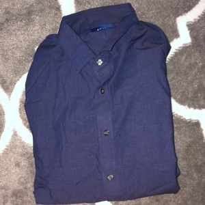 Long-Sleeved Button Up